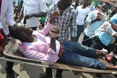 Ahmed Dayo, the Kwara state polytechnic student shot by the killer cop in Ilorin