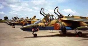 nigeria jets