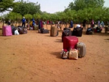 Usman Danfodiyo University Students on the run