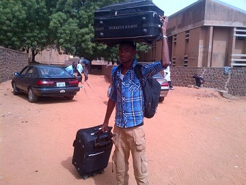 Usman Danfodiyo University Students on the run2